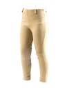 ON COURSE COTTON NATURALS KIDS ADJUSTABLE WAIST CUFFED JODHPURS