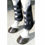 Open Front Combo Jumping Boot