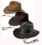 Outback Trading Co. Grizzly Oilskin Hat