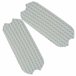 Pads for Fillis Iron - 4 1/4""
