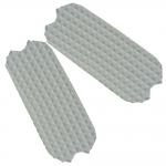Pads for Fillis Iron - 5""
