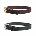 Perri's Leather Traditional Leather Dog Collar