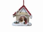 Personalized Doghouse Ornament - Jack Russell