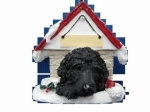 Personalized Doghouse Ornament - Newfoundland
