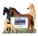 Picture Frame - Playtime Horses
