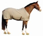 PLAID STABLE SHEET