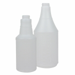 Plastic Nursing Bottle