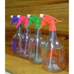Plastic Reusable Spray Bottle