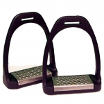 Poly Nylon Stirrups 4 3/4""