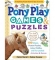 Pony Play Games & Puzzles Book by Patrick Merrell & Helene Hovanec