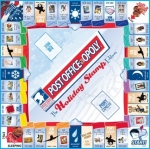 Post Office-Opoly Holiday Stamp Edition by Late for the Sky