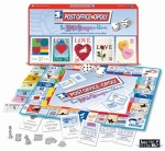 Post Office-Opoly The Love Stamp Edition by Late for the Sky