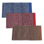 Pro Choice Double Weave Navajo Saddle Blanket