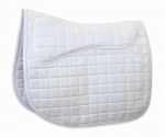 Pro Choice SMx® Dressage Show Pad  - White