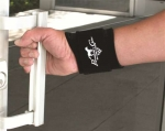 Pro Choice Wrist Compression Strap - Black