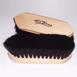 Professional Wooden Block Horse Hair Brush - Lg
