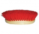 PVC Bristle Horse Grooming Brush