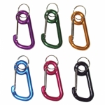 Quick Link Key Ring -Set of 6 Assorted