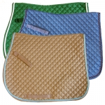 Quilted All Purpose Saddle Pad