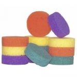 Rainbow Tack Sponges - 12 Pack