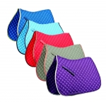 Roma Contrast Binding All Purpose Saddle Pad