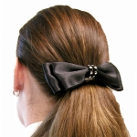 Satin Diamond Knot Show Bow