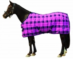Saxon 600D Standard Neck Poly Channel Stable Blanket