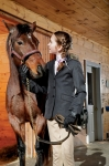 Shires Equestrian Childrens Cotswold Show Coat