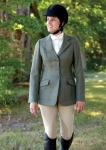 Shires Equestrian Ladies Huntingdon Show Coat