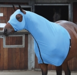 Shires Full Face Stretch Hood