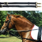Side Reins - Nylon w/Elastic