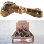 SmokeHouse Meaty Porky Bone Natural Chew For Dogs- Case