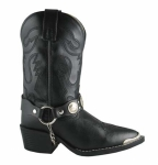 Smoky Mountain Kids Concho Western Boots
