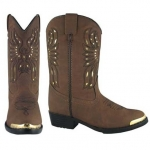 Smoky Mountain Kids Phoenix Western Boots