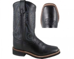 Smoky Mountain Kids Western Judge Boots