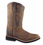Smoky Mountain Kids Western Pueblo Boots
