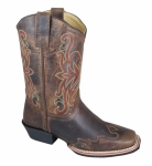 Smoky Mountain Kids Western Rialto Rubber Sole Boots