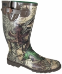 Smoky Mountain Ladies Camo Stalker Wellington Rubber Boot