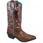 Smoky Mountain Ladies Charlotte Western Boot