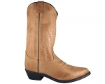 Smoky Mountain Ladies Leather Bomber Western Boot