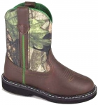 Smoky Mountain True Timber Camo Wellington Boots