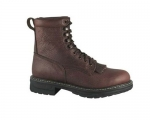 Smoky Mountain Youth Leather Bison Boot