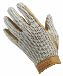 Snowbee Pigskin Crochet Riding Glove
