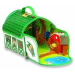Softie Country Stable Bin Horse Play Set
