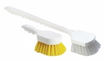 SPARTA SCRUB BRUSH with 8IN HANDLE