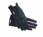 SSG Hope Riding Glove with Pink Gussets Style 7000