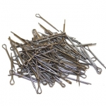 Stainless Steel Cotter Pins 100 Piece per bag