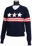 STARS & STRIPES SWEATER LADIES