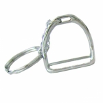 Stirrup Key Chain
