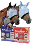 SuperMask II Horse Fly Mask